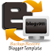 How to Upload/Change a Template of Blogger Blogs