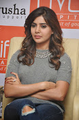 Samantha Glam pics at Pratyusha NGO Event-thumbnail-16