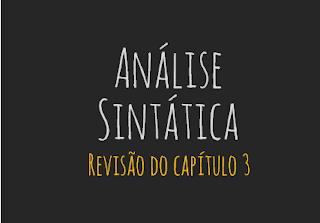 análise sintática adjunto adverbial adnominal vocativo aposto