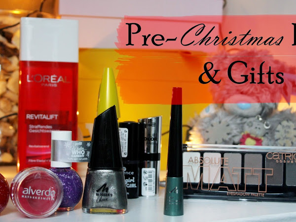 New In   Pre-Christmas Haul & gifts