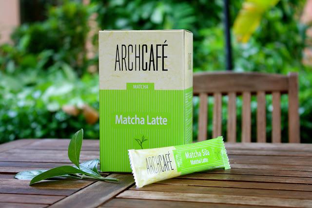 Archcafé giới thiệu sản phẩm mới Matcha Latte