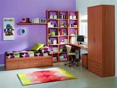 Decora el hogar pintar las paredes con colores vivos - Colores actuales para pintar paredes ...