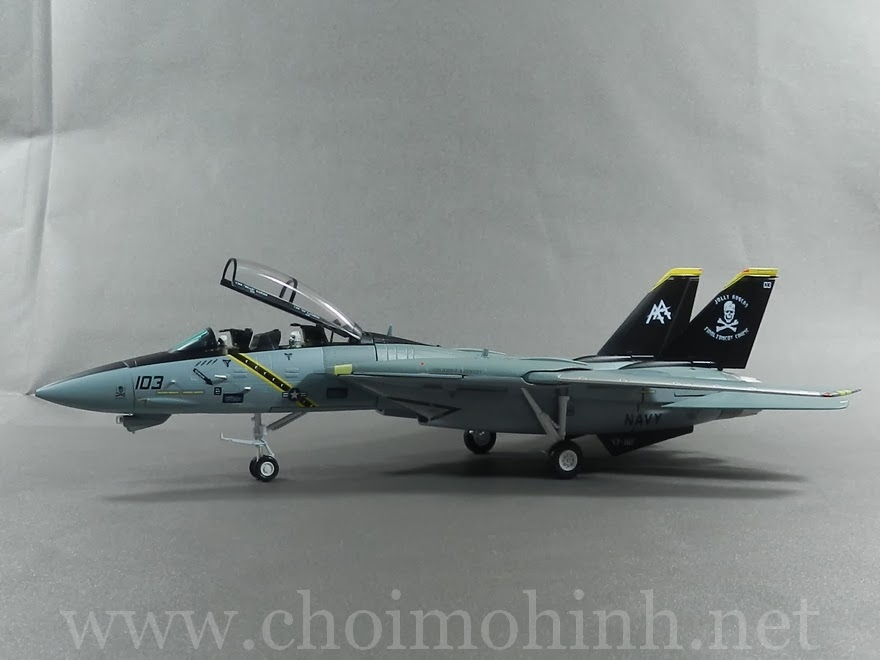 F-14B Tomcat VF-103 Jolly Rogers 1:72 Witty Wings