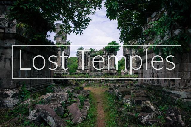 Phnom Bok Temple, siem reap cambodia
