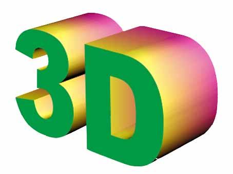 05.12 Membuat efek teks 3D dengan Corel Draw X5 1 comment