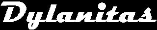 logo de Dylanitas blanco