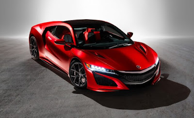2016 Acura NSX Wallpapers