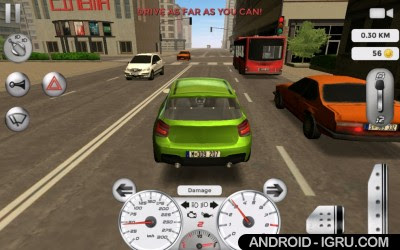 City Car Driving D Mod Apk