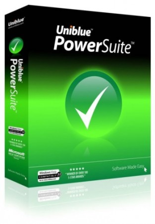 Uniblue+PowerSuite Uniblue PowerSuite Pro 2013 4.1.5.0
