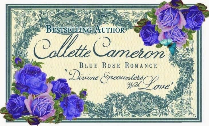Blue Rose Romance - Collette Cameron Author
