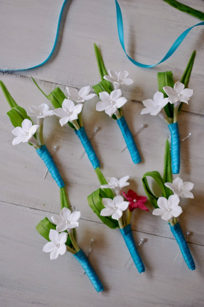 Read more for Handmade paper flowers tutorial