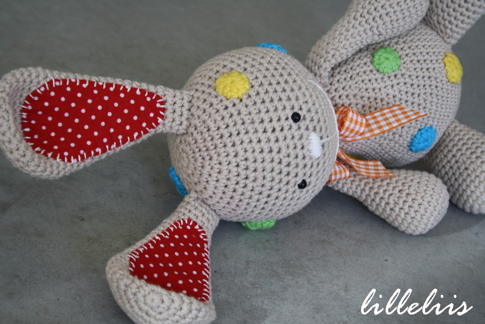 Amigurumi Janes : lilleliis.blogspot.com: Kommi-janes Lalla