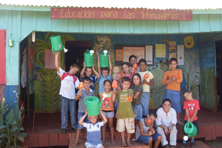Educación Agraria y Ambiental 2012.