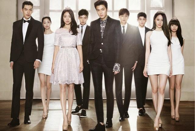 Pindah Jam Tayang, Drama Korea The Heirs Kini Hadir Lebih Awal di RCTI