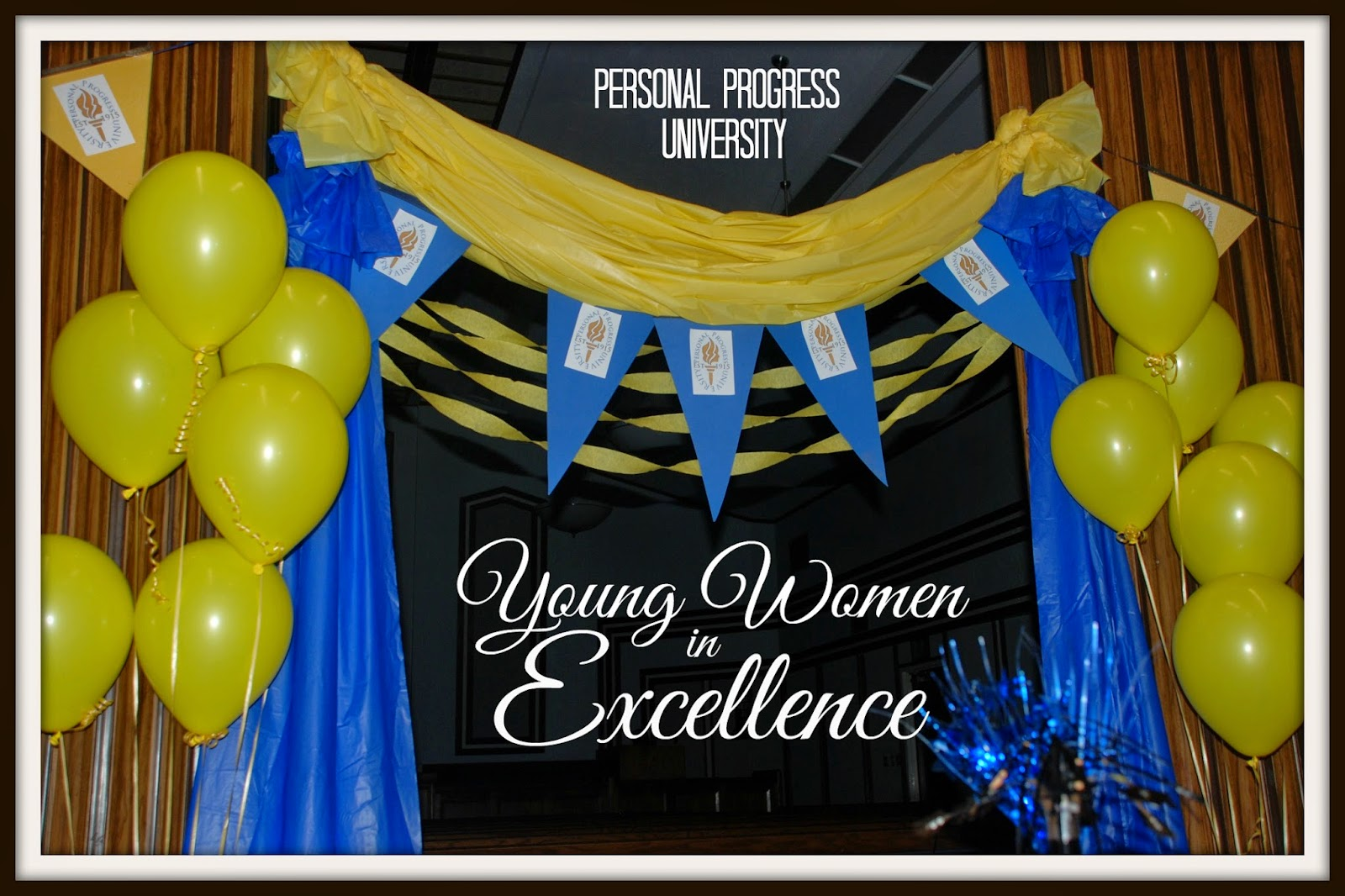 Young Women in Excellence University