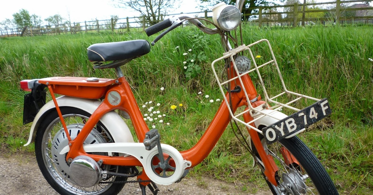 classic moped spares little honda wing wheeled moped for sale. Black Bedroom Furniture Sets. Home Design Ideas