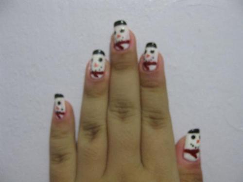 Christmas Nail Art Designs -26