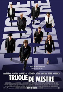 "Poster do filme ""Truque de Mestre"""