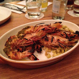 olea, electra house, adelaide, king william, greek, dinner, degustation, prawns