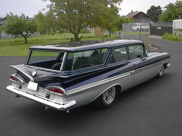 1958 Chevrolet Station Wagon | Upcomingcarshq.com