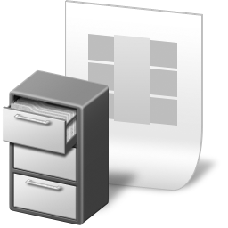 archive logo png