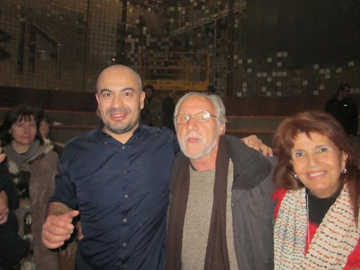 ACR e CRV a LA GABBIA 18-12-2013!