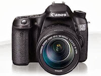 Canon EOS 70D  advanced 19-point AF system