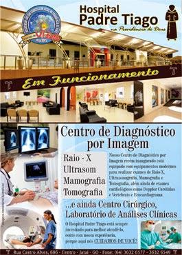 Hospital Pe. Tiago na Providência de Deus