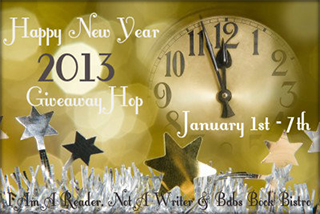 Happy New Year 2013 Giveaway Hop