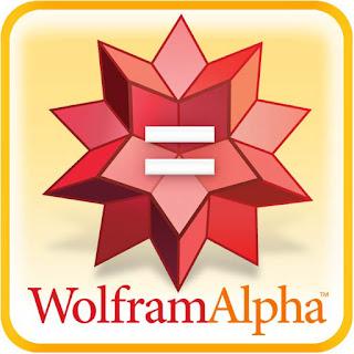 Wolfram/Alpha Logo