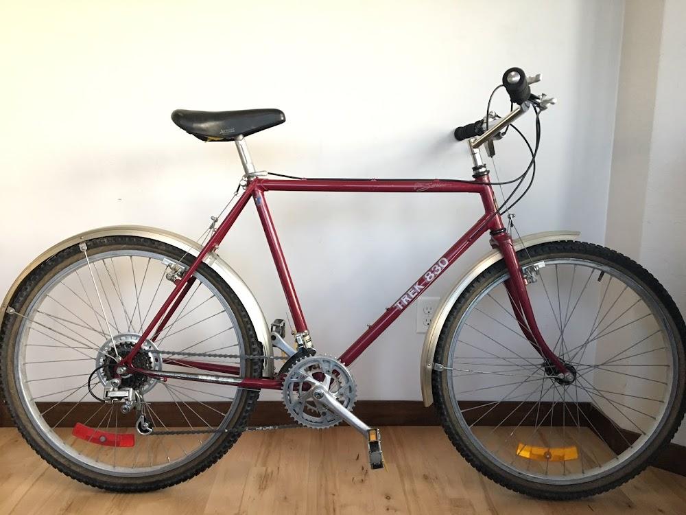 1984 Trek 830 Mtb Bike Forums