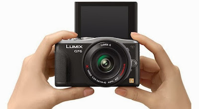 New Panasonic GF6, Panasonic Lumix GF 6, new digital camera, Full HD Video, creative filter, venus engine, NFC, Wi-Fi, panorama