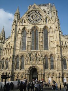 York, la Cattedrale
