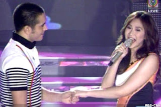 Gerald Anderson and Sarah Geronimo in Sarah G Live