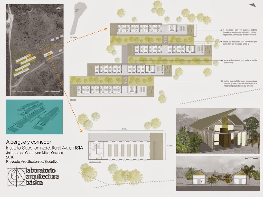 Laboratorio arquitectura b sica mx for Proyecto de comedor comunitario