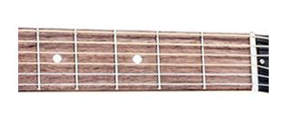 fret gitar akustik