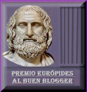 Premios Európides al Buen Blogger
