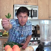 This health activist accidentally discovers how to get high for over 10 hours by juicing raw..