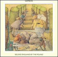 Seeling England by the pound - Genesis - 1973 - Central do Rock Recomenda