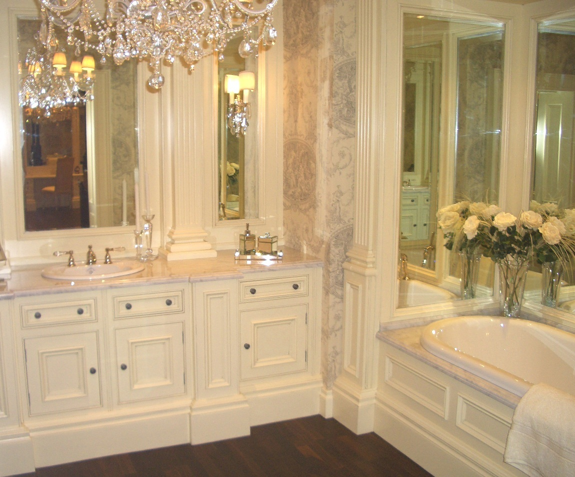 TRADITION INTERIORS OF NOTTINGHAM Clive Christian Luxury Bathroom - Clive christian bedroom furniture