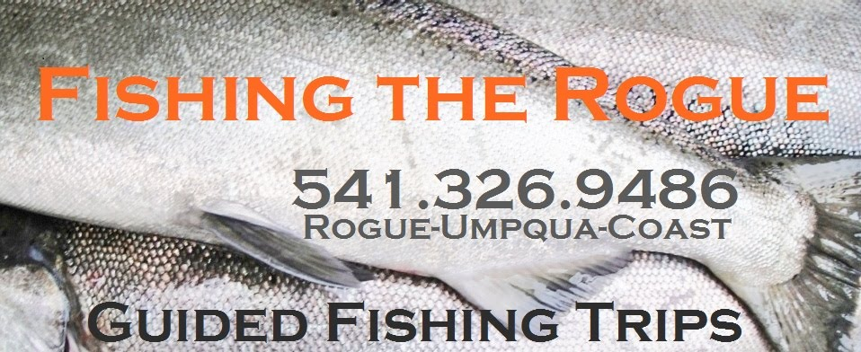 Rogue River Fishing Guides and Trips - Salmon and Steelhead - Southern Oregon Fishing Report