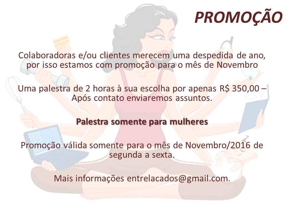 Promoção Novembro