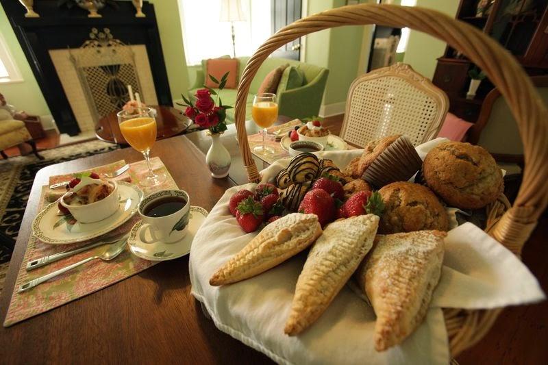 best breakfast in Savannah GA B&B | Photo (c) Zeigler House Inn