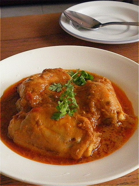 Maharani Chicken Recipe @ http://treatntrick.blogspot.com