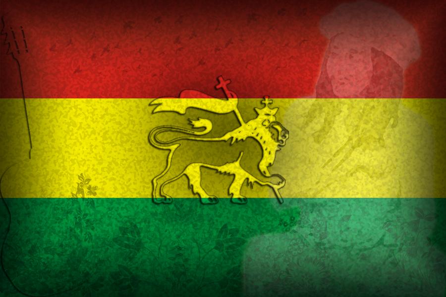 My Rasta Love: October 2013 Rastafarian Flag