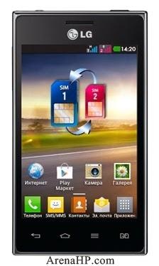 Harga dan Spesifikasi LG Optimus L5 Dual E615