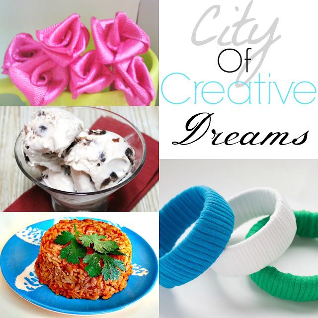 city of creative dreams city of links