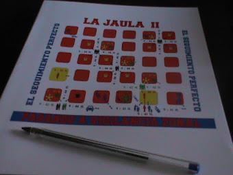 LA JAULA II   PASANDO A VIGILANCIA ZONAL/// ISBN 978-84-616-1251-2