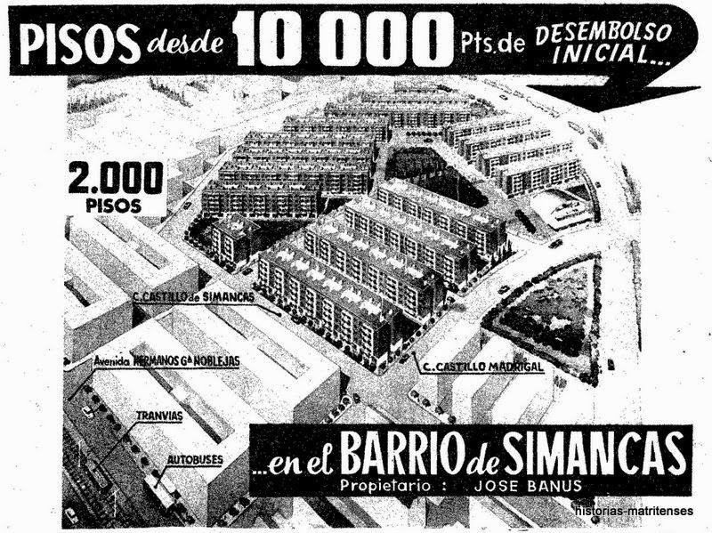 Inmobiliarias en España millas de palmeras