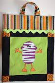 My Mummy Trick or Treat Bag